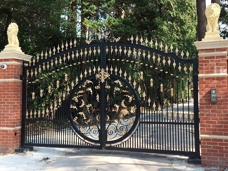 Ultimate Driveway Gate Collection North Valley Forge