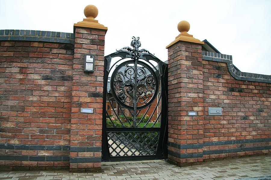 aphrodite pedestrian gate