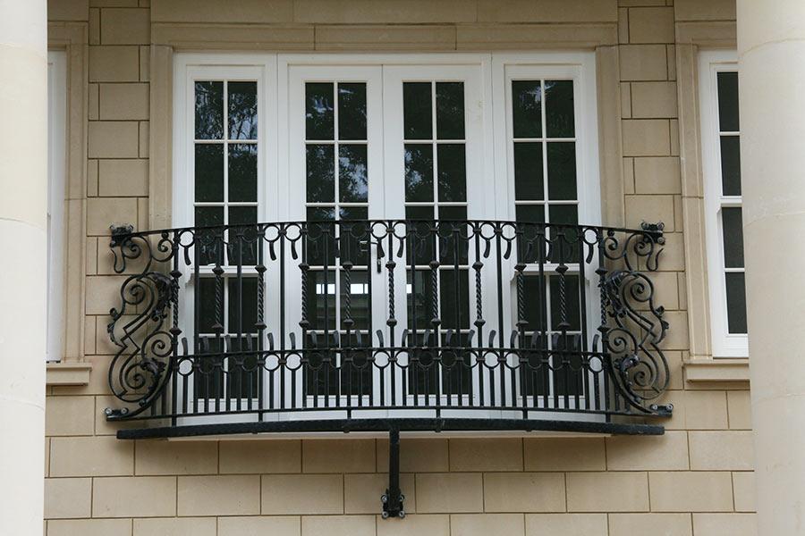 Wrought Iron Balconies True Amp Faux Balcony North