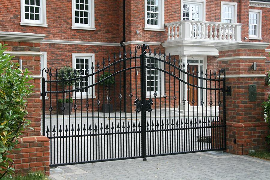 Wetherby Wrought Iron Gates Estate Gates Driveway Gates