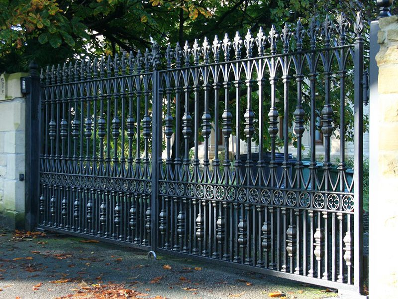 Estate Gates Wrought Iron Gate North Valley Forge