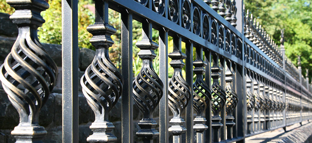 RAILINGS TO MATCH