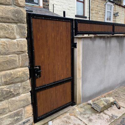 Titan Aluminium S.E. Gate & Panels